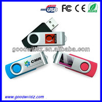 Free Sample Gift USB Stick 2.0 with Custom Logo