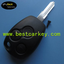 Topbest key blanks wholesale for 3 buttons car key fob key blanks factory