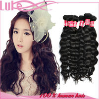 Good Feedback Wholesale Factory Directly Virgin Brazilian Hair Remy Loose Curl Weave