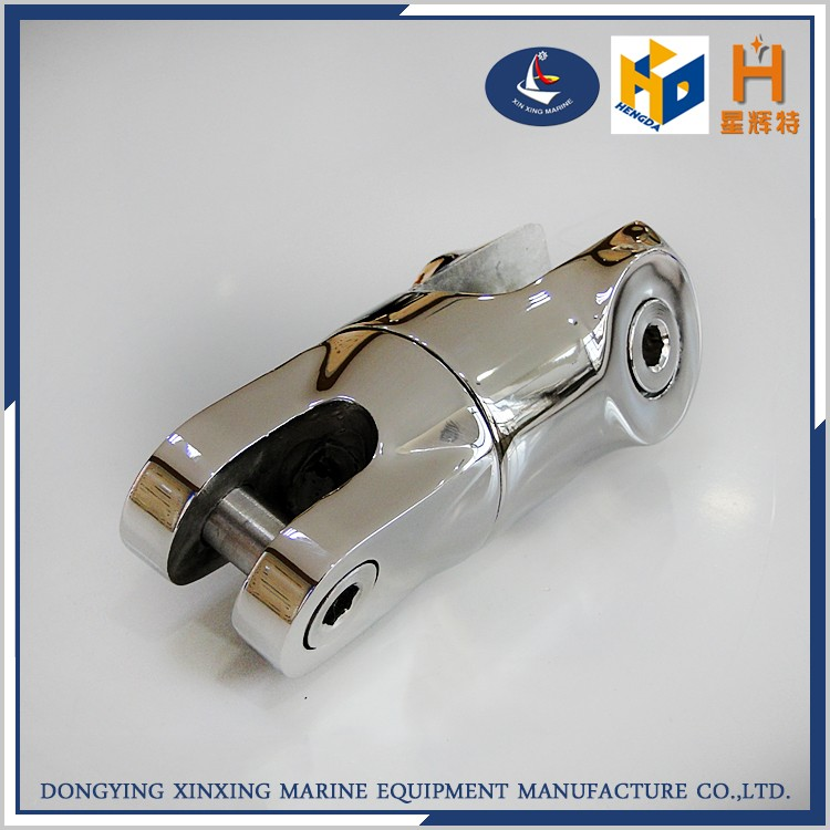 Marine hardware stainless steel anchor chain connection