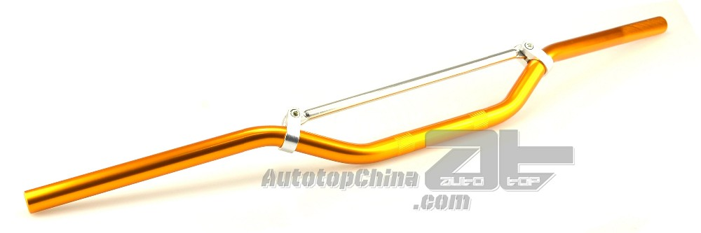 "Hot Sale Gold 28.56mm 1 1/8"" Motocross Handlebars"