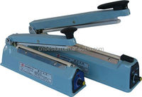FS-200,FS-300,FS-400 Hand impulse sealer with plastic case