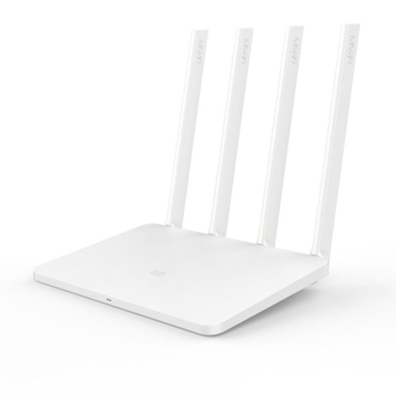 English Version Xiaomi Mi WIFI Router 3 11AC Dual Band 2.4/5G 1167Mbps 128M ROM/RAM APP Control External USB storage