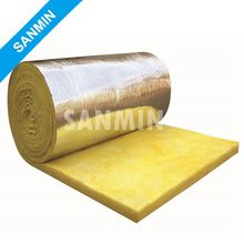 8% Discount Heat Insulation Fireproof Glass Wool Fiberboard Duct Insulation