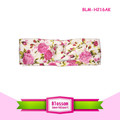 New arrival boutique infant girl hairbands children floral cotton headbands for baby girls