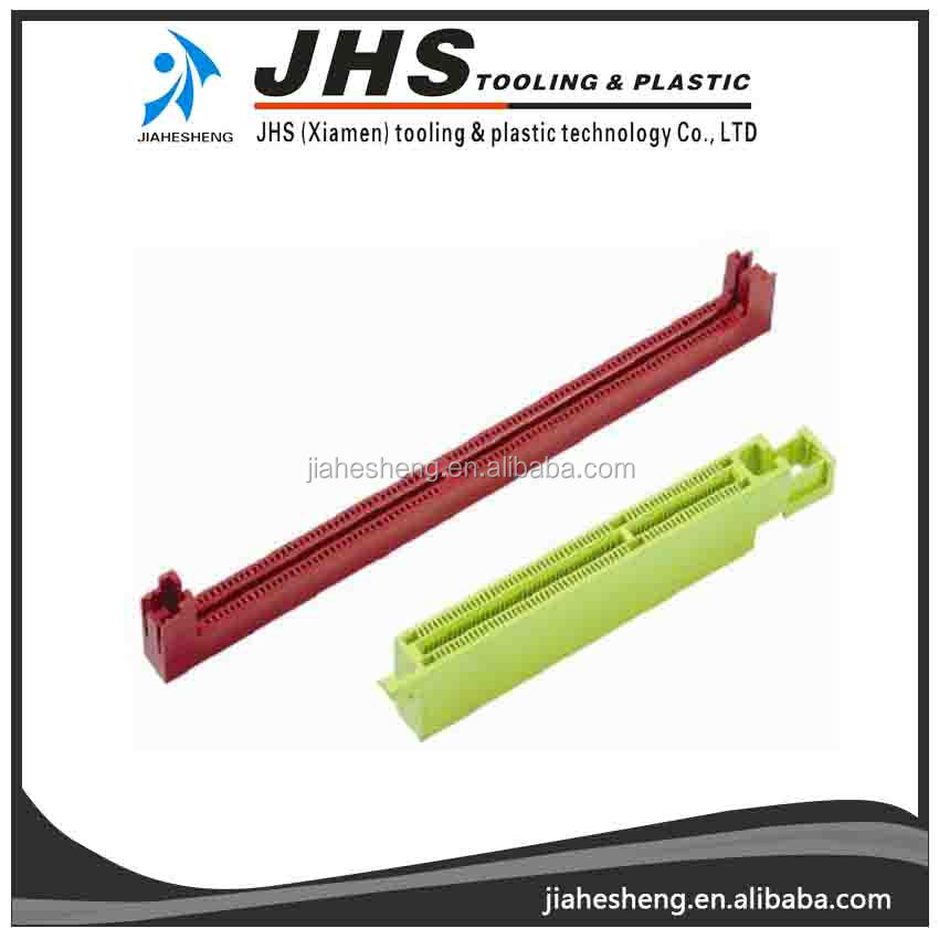 custom abs/pp/pe/nylon plastic injection molded products and parts