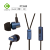Promotional good light 3.5mm stereo animals earphone jack plug