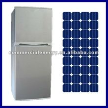 12V 24V DC Powered Solar Refrigerator Solar Freezer