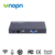 VNOPN fanless Intel quad core Z8350 mini pc thin client K800 for call center