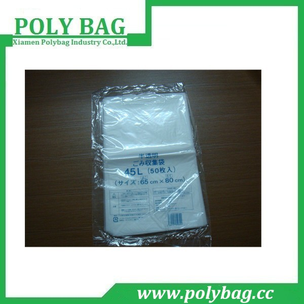 Disposable Plasitc HDPE/LDPE Freezing Bag for Food