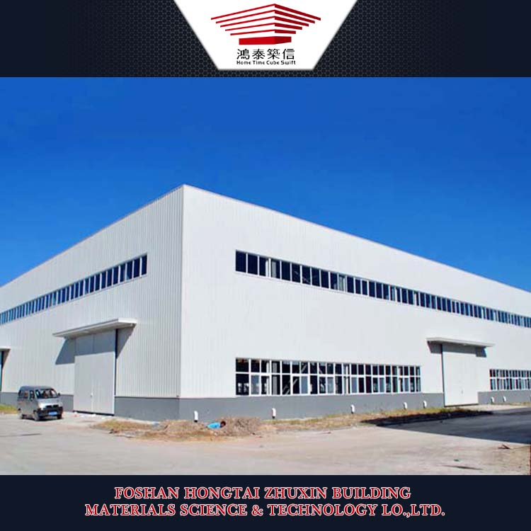 Light Steel Structure Energy Saving Construction Building Prefabricated