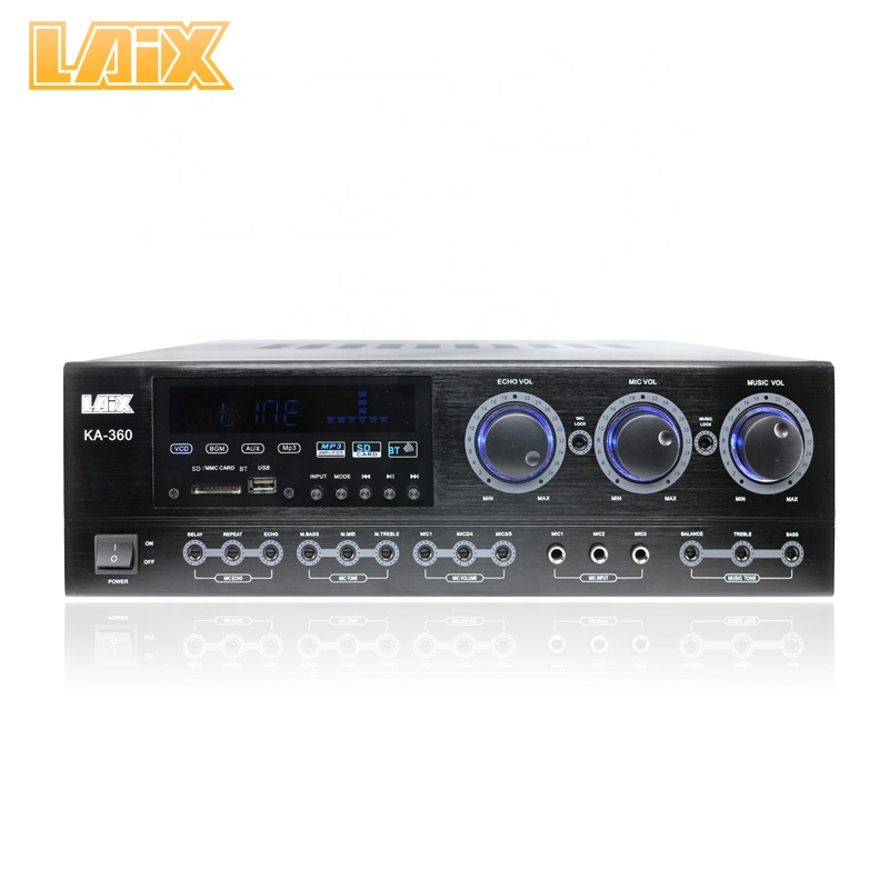 Laix Lx-360 Headend Class-<strong>D</strong> Amplificador Lineal Class <strong>D</strong> Audio Module Professional Audiopower Subwoofer Amplifier