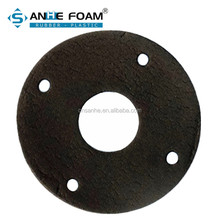 Self adhesive rubber foam gasket for automotive machinery