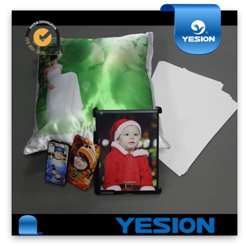 Yesion 230gsm Waterproof Inkjet Glossy Photo Paper, Format Roll Photograph Printing Paper
