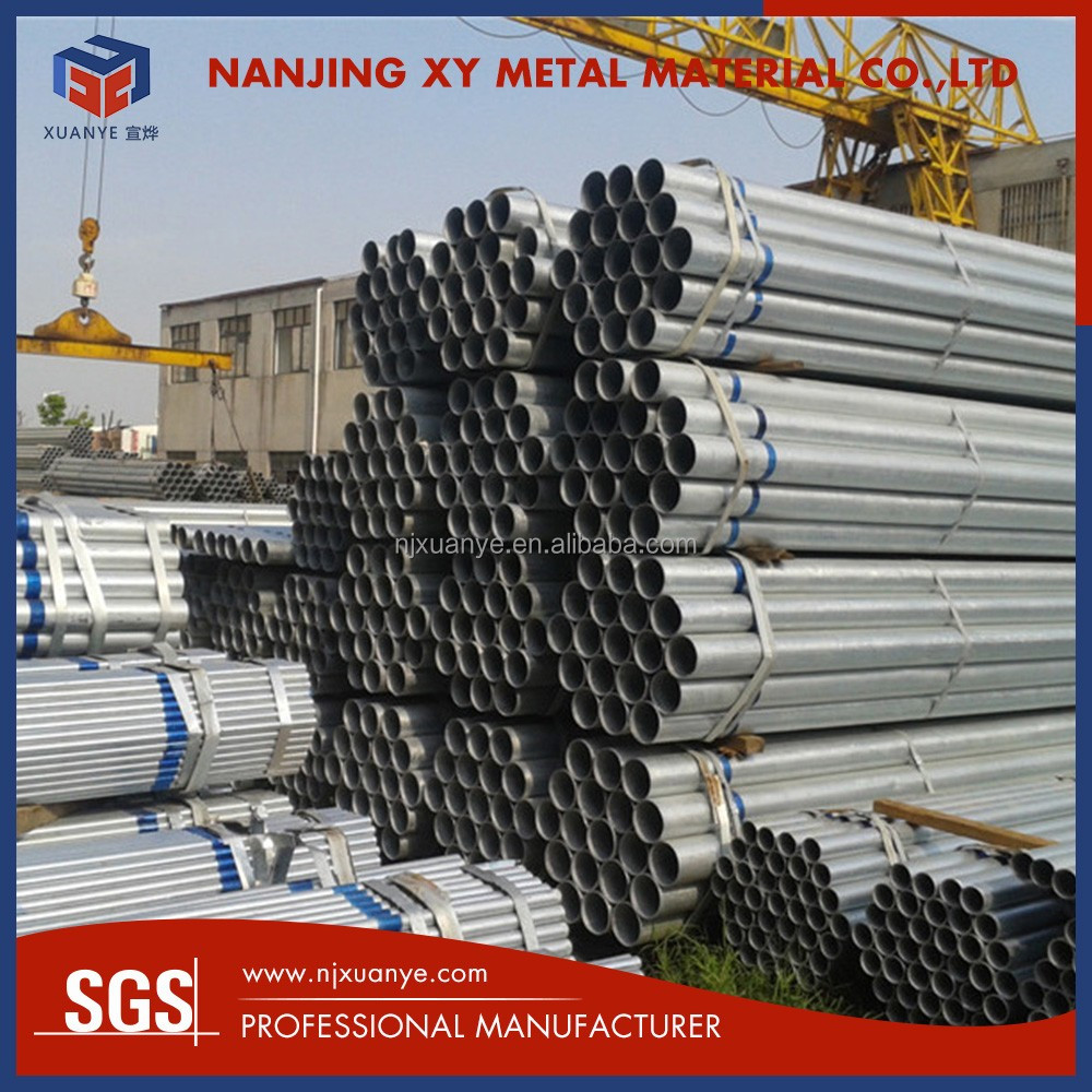 Easy transport Parts scaffolding carbon steel pipe specifications