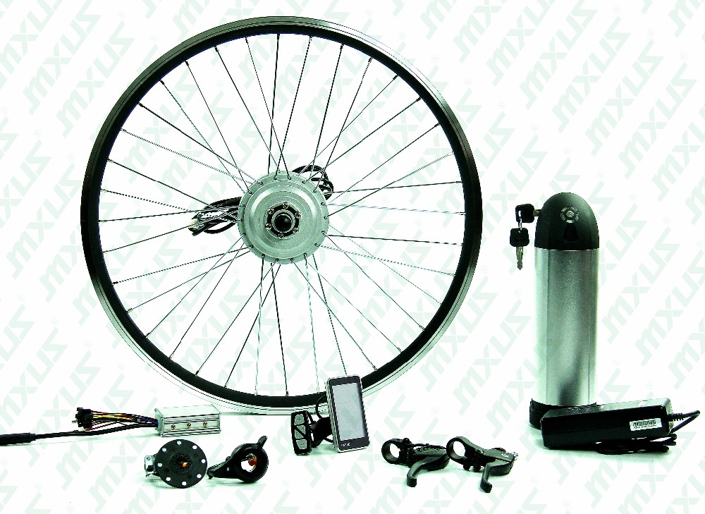 MXUS Factory good quality 250w electric bicycle hub motor kit