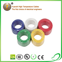 teflon insulated wire ff46 electrical wire cable stranded cross section aluminum electrical wire 600V