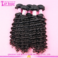 2015 Alibaba Best Sell Dep Curly Virgin Hair Wholesale Cheap Brazilian Deep Curly Hair