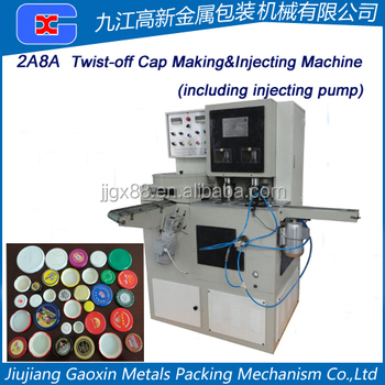 Twist off Cap Making Machine,Lug Cap Production Line,supply After-service