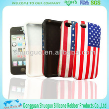 2014 promotional item silicone mobile phone case for iphone 5
