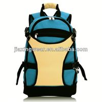 2014 Fashion oem design your own school bag backpack for sports