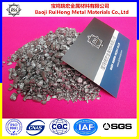 Specialist for Aluminum Manganese master Alloy from china foreign trade company