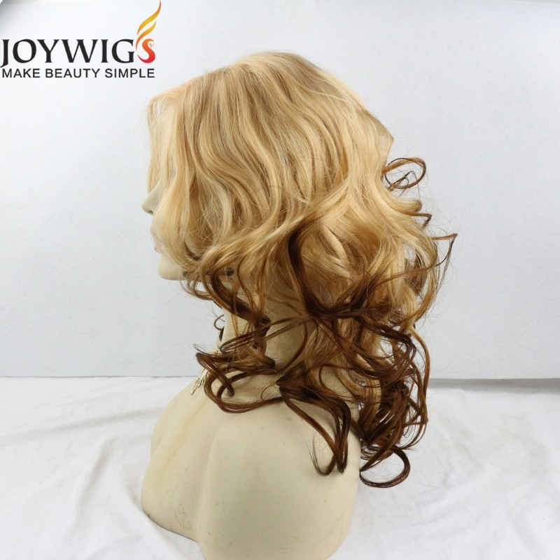 Tina Turner human hair wig/lace wig