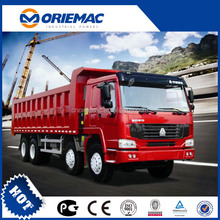 More optional CE For Africa Diesel hydralic dump truck/tipper truck curb weights