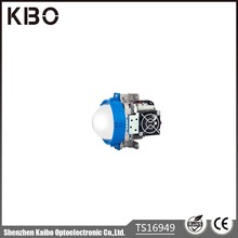 car led projector lens with excellent high low beam