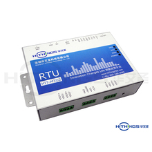 Good quality gsm data logger HIT-M3D2 rtu controller with automatic water level system telemetry rtu