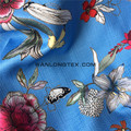 Newest printed linen look fabric for sofa cover curtain fabric wholesales