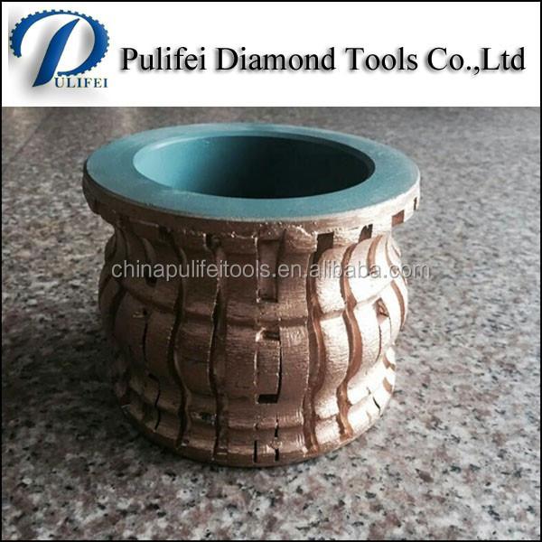Granite & Marble Edge Grinding Wheel For Profiling Diamond Profile Grinding Wheel