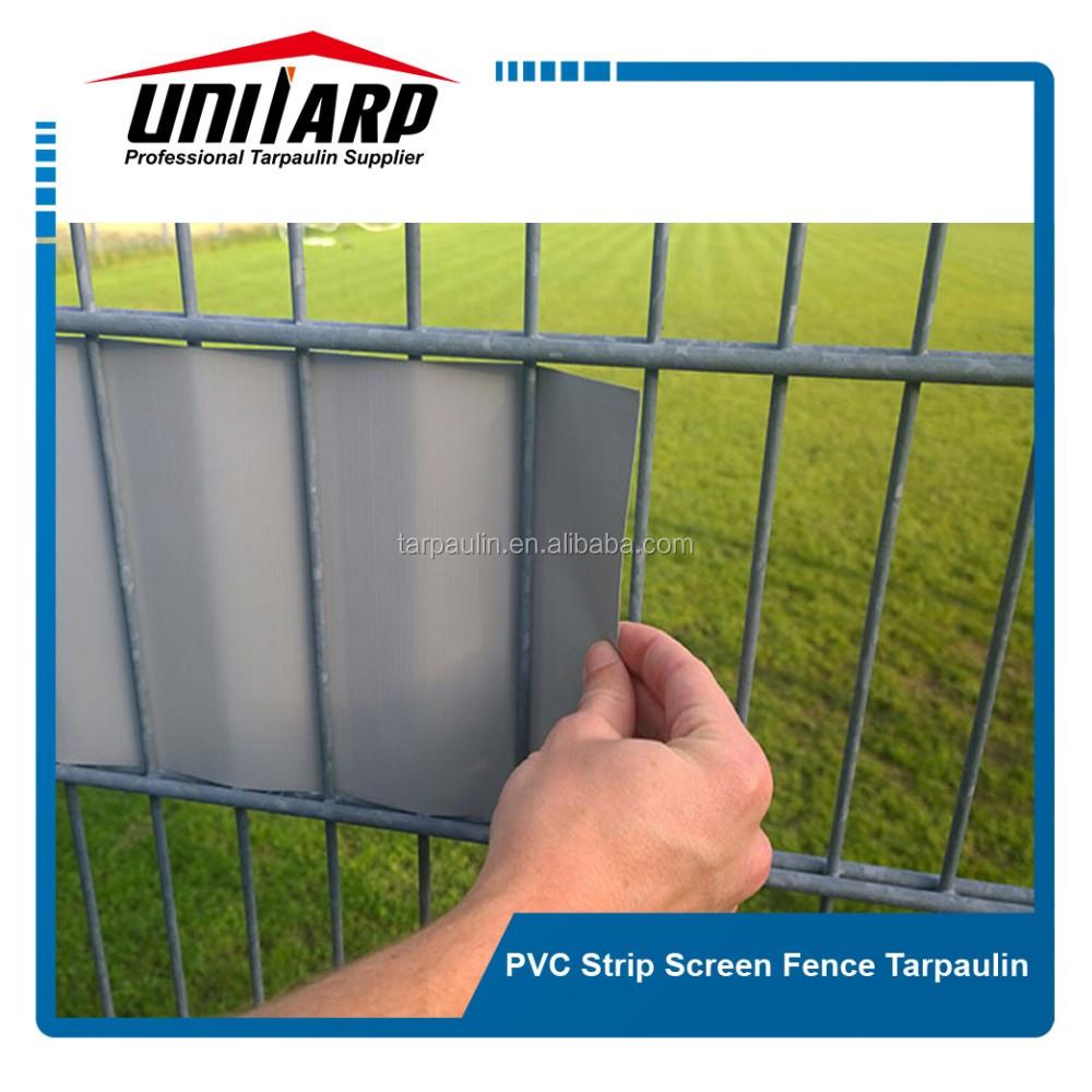 Professional awning tarpaulin 35m pvc strip fence buy - Vallas jardin pvc ...