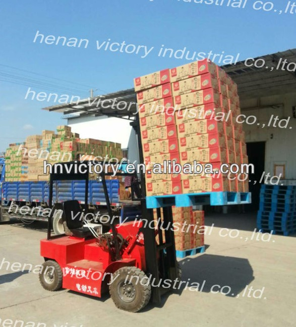 Vehicle type 2 ton load electric forklift truck