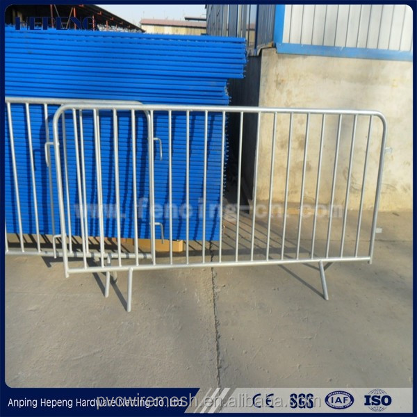 road security crowd control barrier retractable