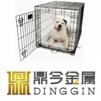 Large Dog Kennel With ABS Tray