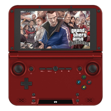 GPD XD RK3288 Quad Core 2G/64G 5' H-IPS Screen Android Handheld Game Player Video Game Console (Red)