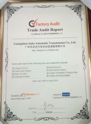 Trade Audit Report