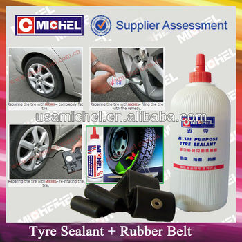 Tire Sealant, Tyre Selant for tube and tyre