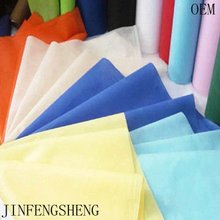 China Supplier 100% polyester fabric adhesive backed velvet/ non-woven fabric For Jewelry Box Interlining