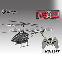 WL toys hot selling 3.5CH rc helicopter with camera