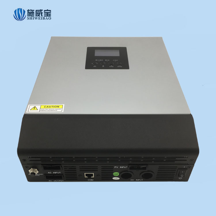 China Home Use Compact Size 3000VA Solar Hybrid Inverter Price