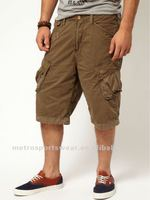 High quality custom Men's Cargo Shorts