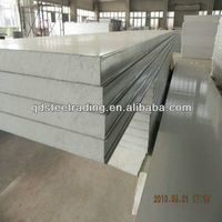 Light Weight EPS Sandwich Panels with Great Drainage Capacity
