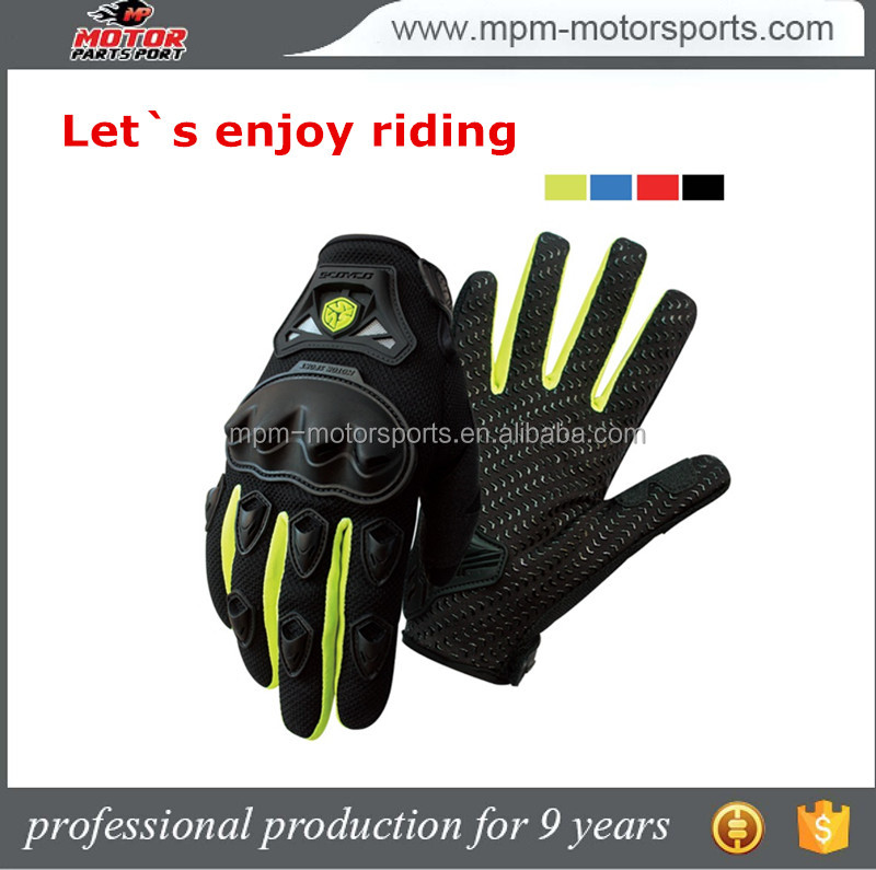 MC29 Motorcycle gloves cotton knitted gloves for summer