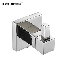 Stainless steel bathroom clothes towels hanging wall hook hanger
