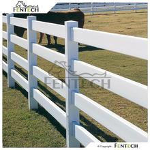 White popular high quanlity strong pvc fence post extensions fence