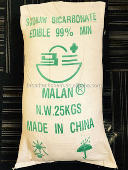Factory Supplying Food Grade Sodium Bicarbonate in Cheap