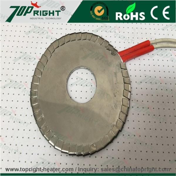 trade assurance Extruder round mica heater element band mica heater plate
