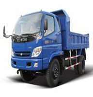 Foton 2ton to 4ton Mini Dump Truck